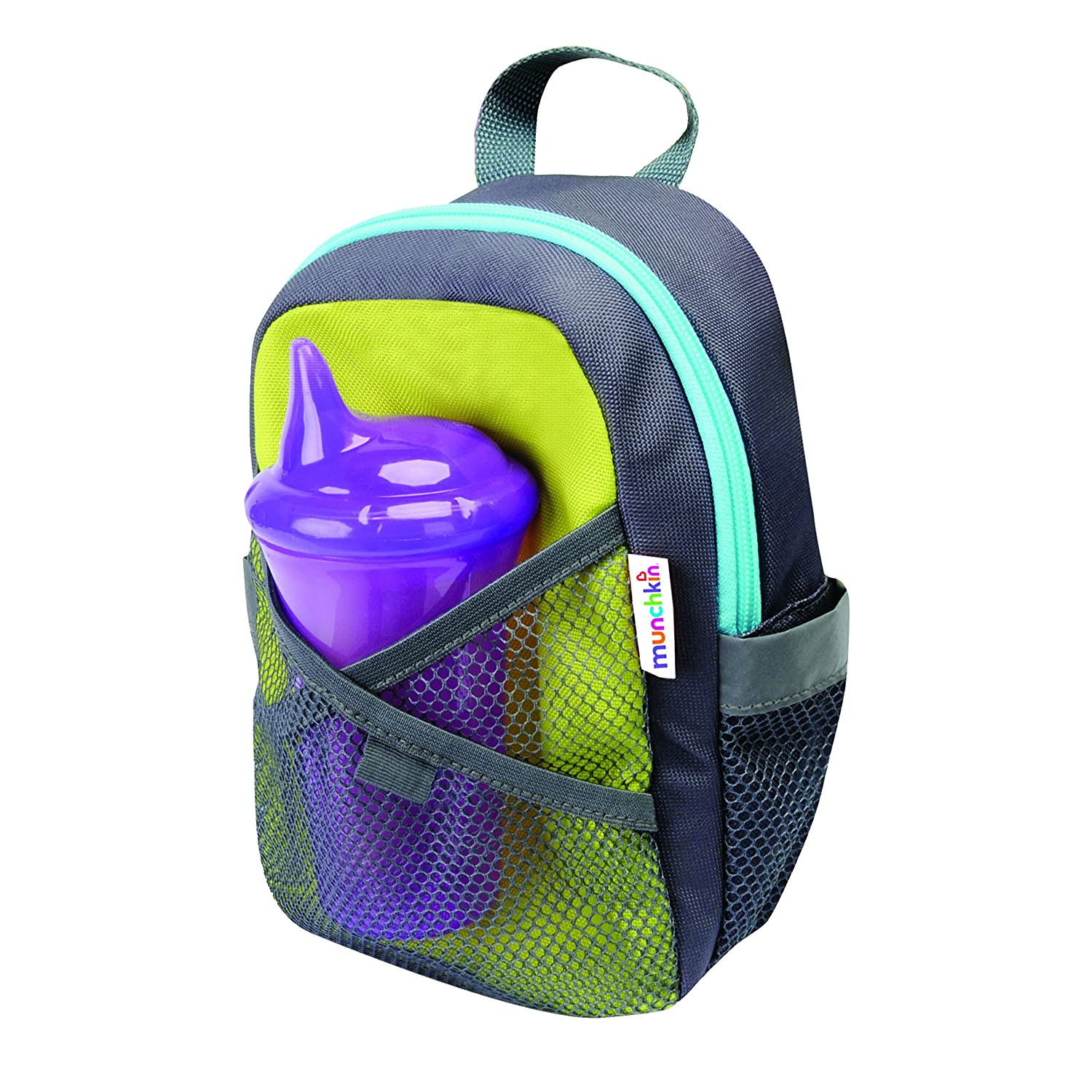 Munchkin By My Side Safety Harness Backpack (Neutral) 012046