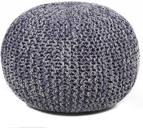 Chandra Rugs Cotton Pouf