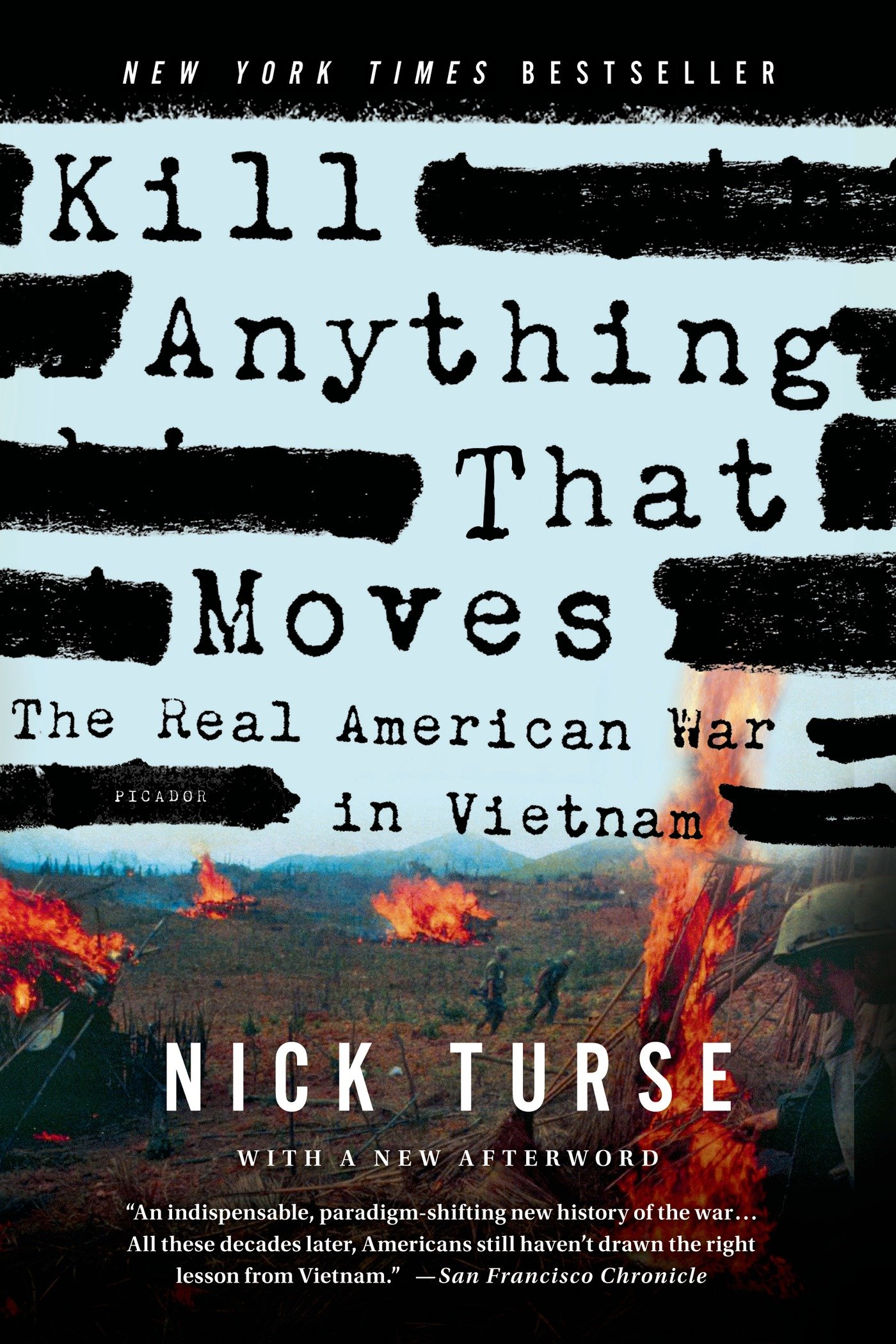 Kill anything that moves the real american war in vietnam american kill anything that moves the real american war in vietnam american empire project nick turse 9781250045065 amazon books fandeluxe Images