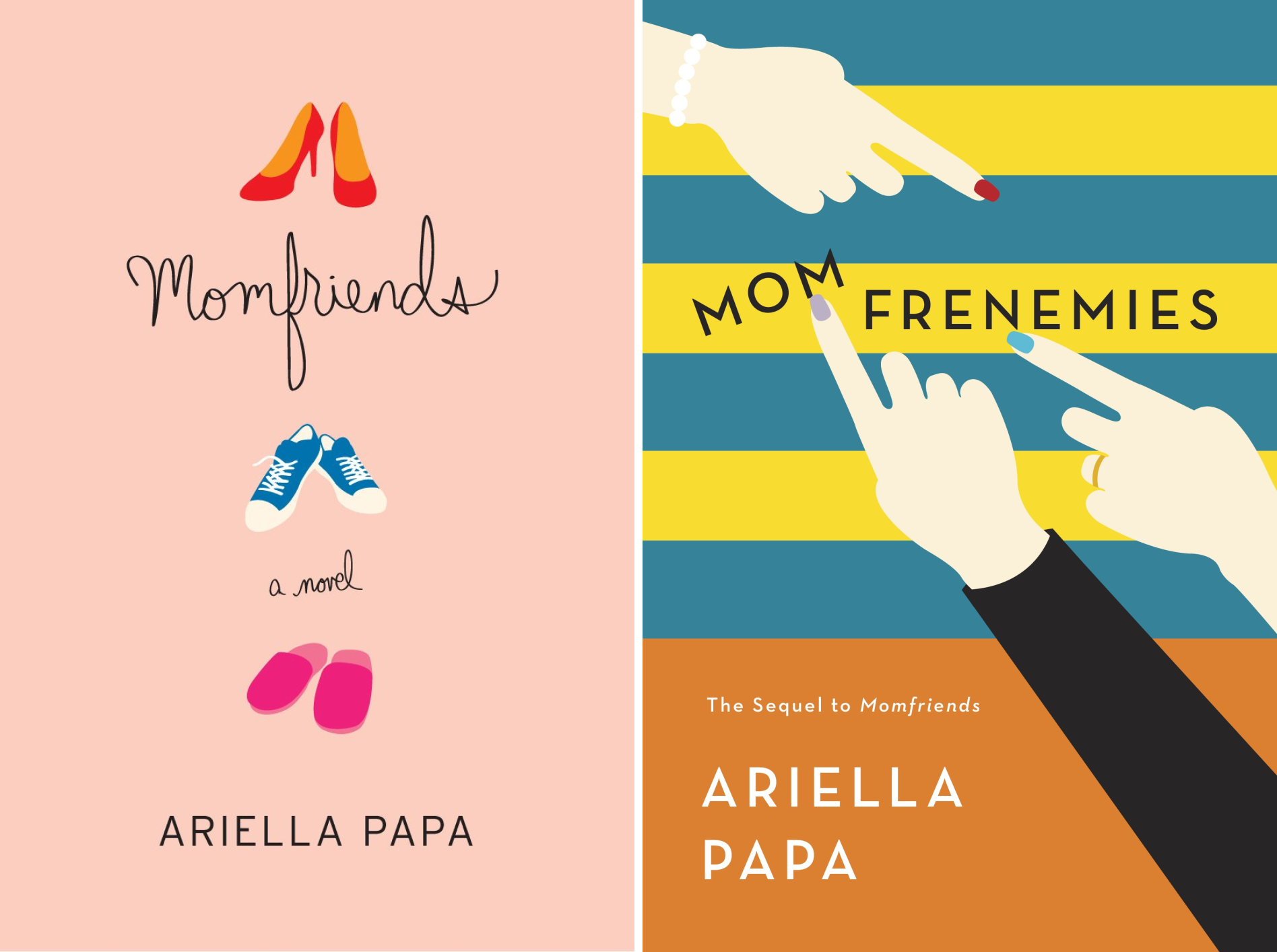 Momfriends Series (2 Book Series)