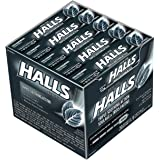 Halls Hard Candies, Extra Strong, 20 Count
