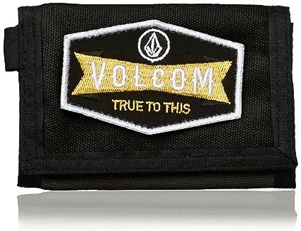 Volcom Cresticle Cloth Wlt -Fall 2017- Black