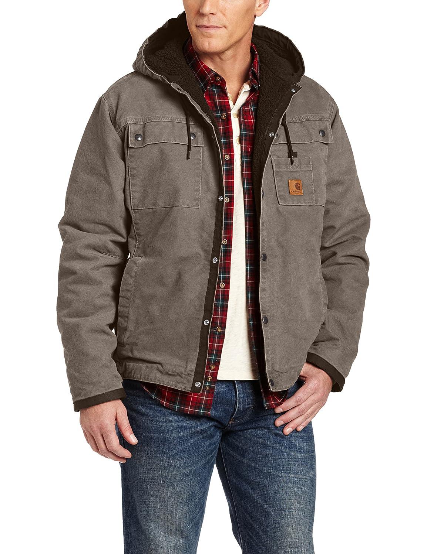 Carhart Workwear Sandstone - Chaqueta con bolsillos y ...