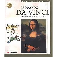 Coleção Mestre Das Artes. Leonardo Da Vinci