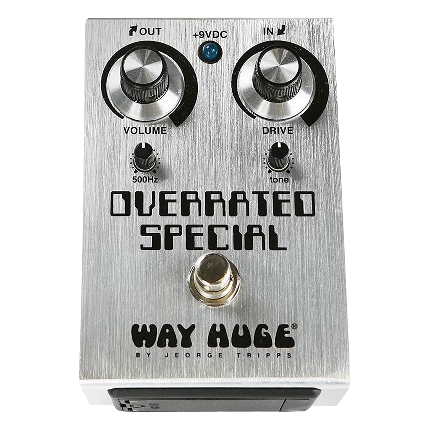 way huge overrated special overdrive musical instruments