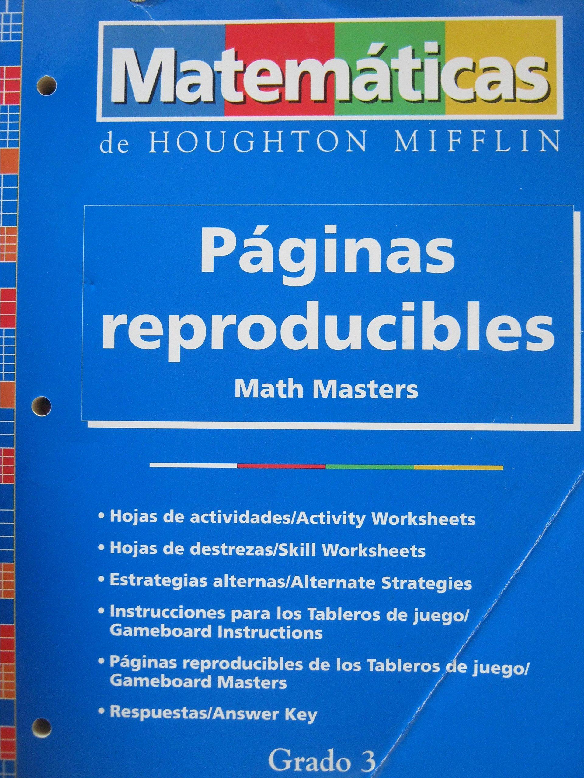 Lujo Hojas De Trabajo De Houghton Mifflin Harcourt Math Friso ...