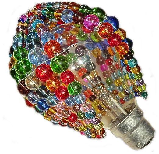 Seear Lights - Pantalla de 6 colores para lámpara de araña ...