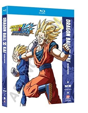 中古 import blu ray ドラゴンボールz改 kai dragon ball z