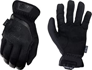 Mechanix Wear - FastFit Covert Tactical Touch Screen Gloves (Medium, Black)