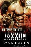 Jaxxon [The Remus Brothers 1] (Siren Publishing The Lynn Hagen ManLove Collection)