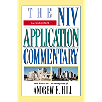 1 and 2 Chronicles (The NIV Application Commentary)