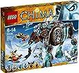 レゴ (LEGO) チーマ マウラのアイス・マンモス 70145