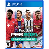 Pro Evolution Soccer 2021 - Standard Edition - PlayStation 4
