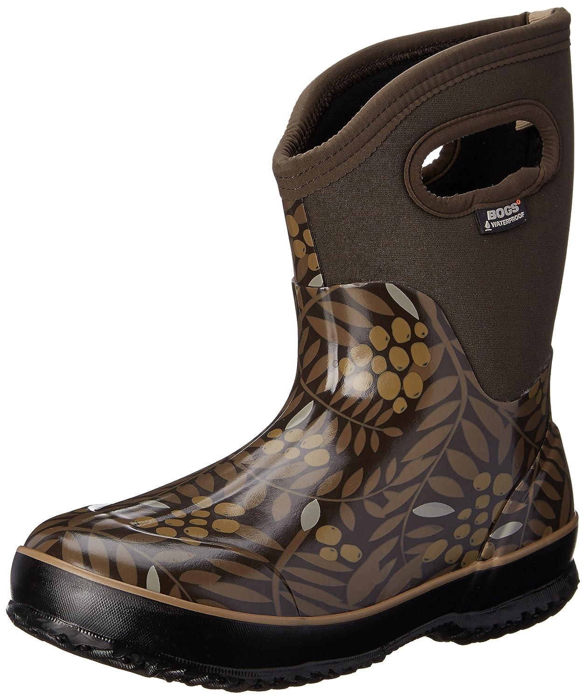 c54f6ea669c4 Amazon.com | Bogs Women's Classic Mid Winterberry-W | Snow Boots