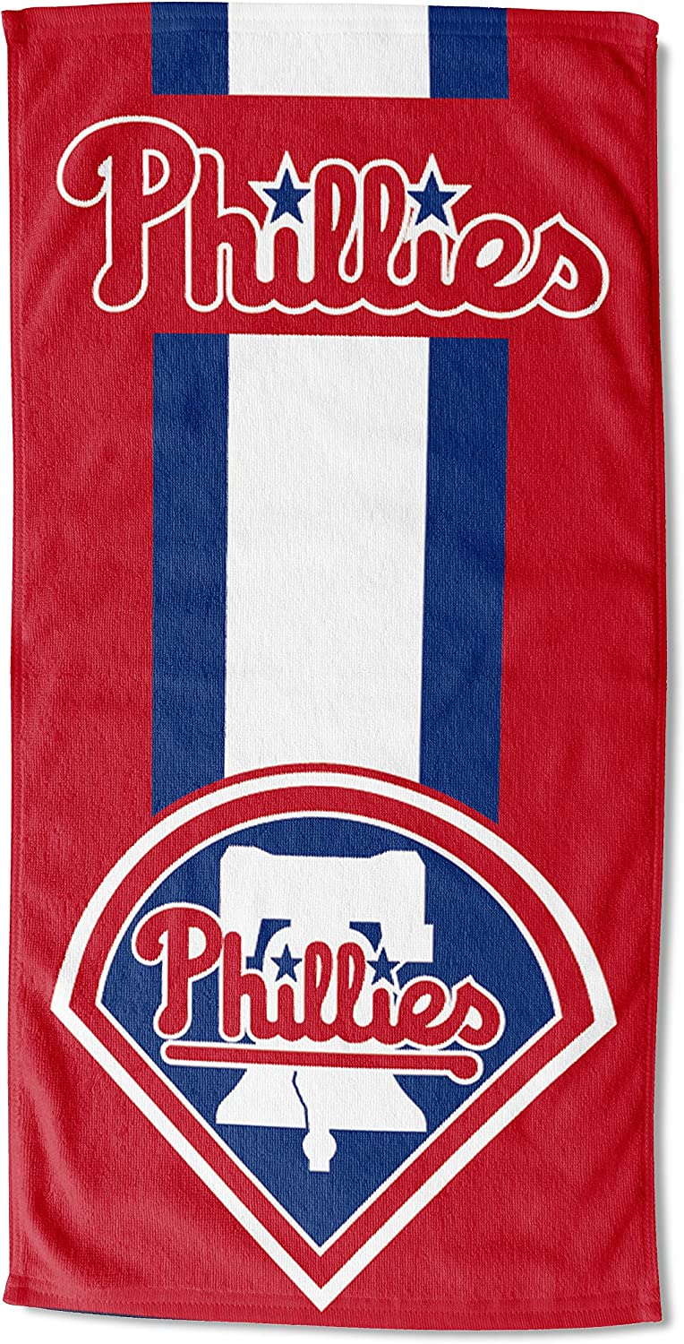 30 x 60 Absorbent Towels Officially Licensed MLB Zone Read Beach Towel