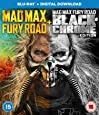 Mad Max Black and Chrome Edition [Blu-ray + Digital Download] [2017]