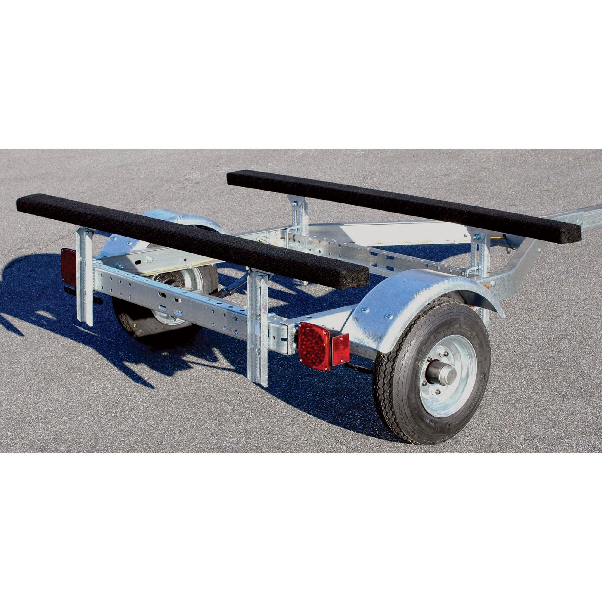 - C.E. Smith Multi-Sport Trailer - 11ft.8in.L x 4ft.6in.W, 800-Lb. Load Capacity, Model# 48810 by CE Smith