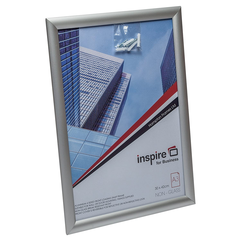 snapa3s Snap Metall A3 (30 x 42 cm) Poster Zertifikat Display ...