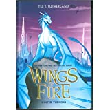 Winter Turning (Wings of Fire, Book 7) (7)