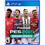 Pro Evolution Soccer 2021 - Standard Edition - PlayStation 4