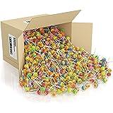 Chupa Chups Lollipops Bulk Case, Various Flavours, 1000 Count