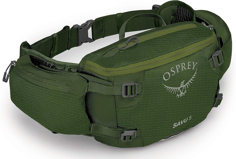 Osprey Savu 5, Dustmoss Green, One Size