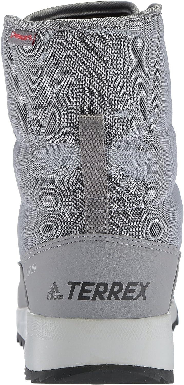 adidas Outdoor Women's Terrex Choleah Padded Cp Walking Shoe Grey Two/Grey Three/Chalk White - Reflective