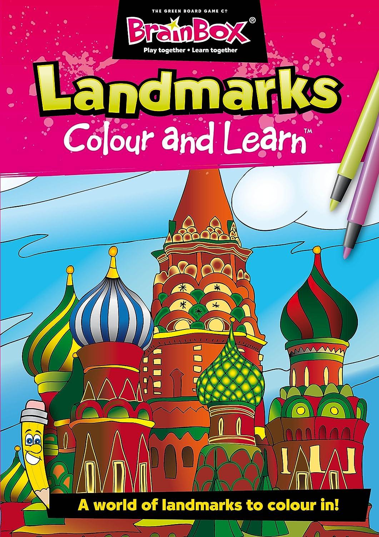 Green Board Games - Libro para Colorear (versión en inglés ...