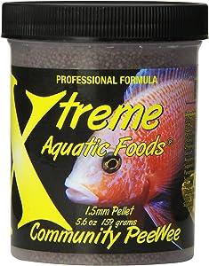 Xtreme Aquatic Foods 2127-A Community Peewee Fish Food