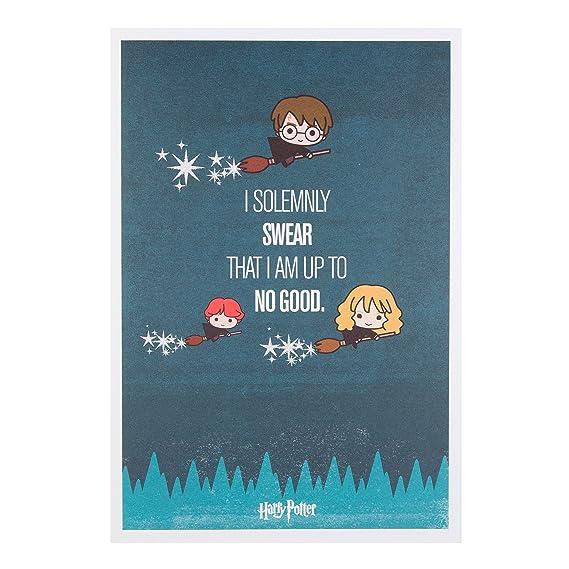 Hallmark Harry Potter Birthday Card Fun