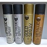 Rosé-Gold Spray 400ml Dose Dekospray Floristik Bastelspray Goldspray