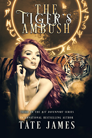 The Tiger's Ambush (Kit Davenport Book 3)