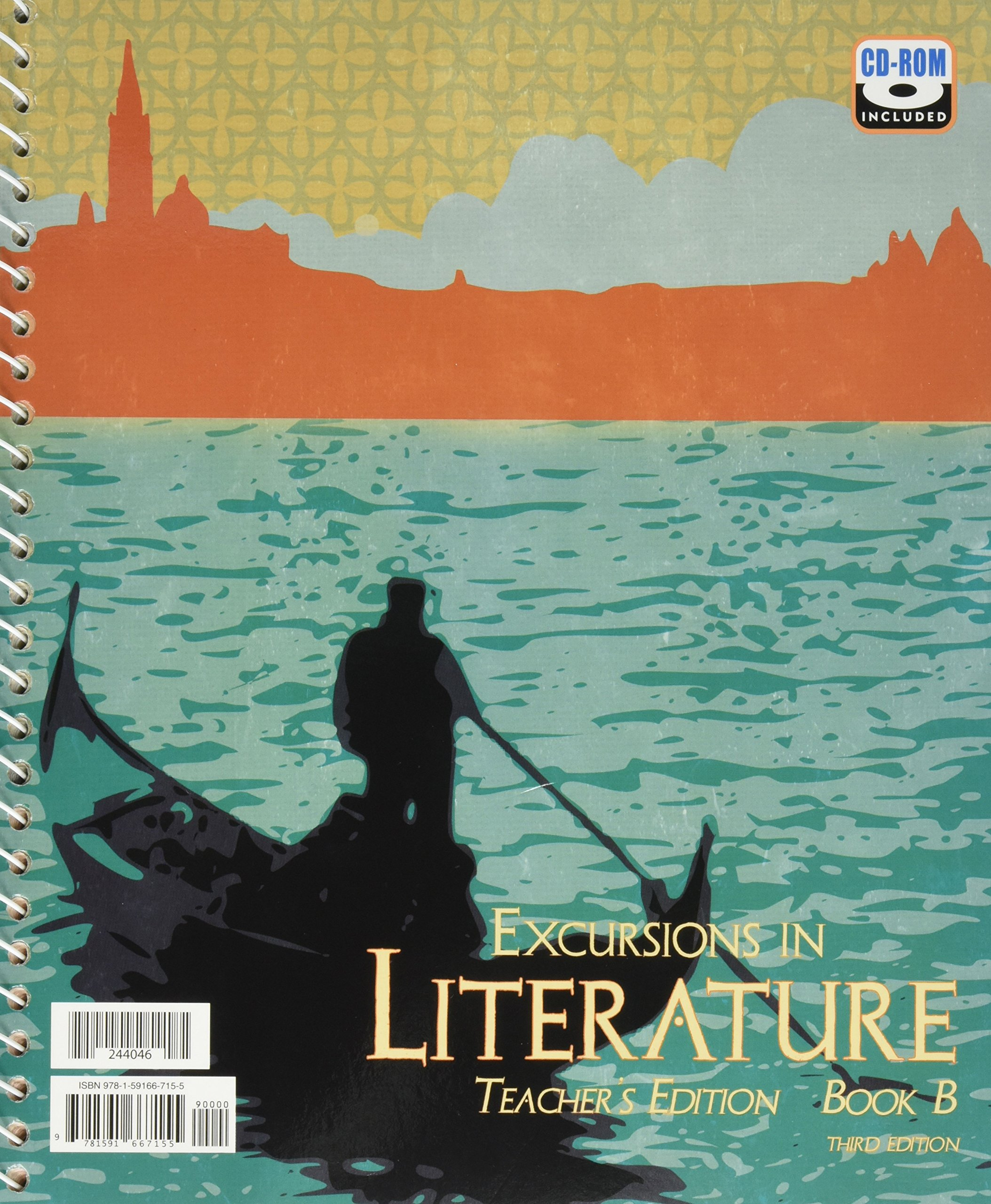 Literature craft and voice 2nd edition - Excursions In Literature Teacher S Edition With Cd 3rd Edition Donnalynn Hess 9781591667155 Amazon Com Books