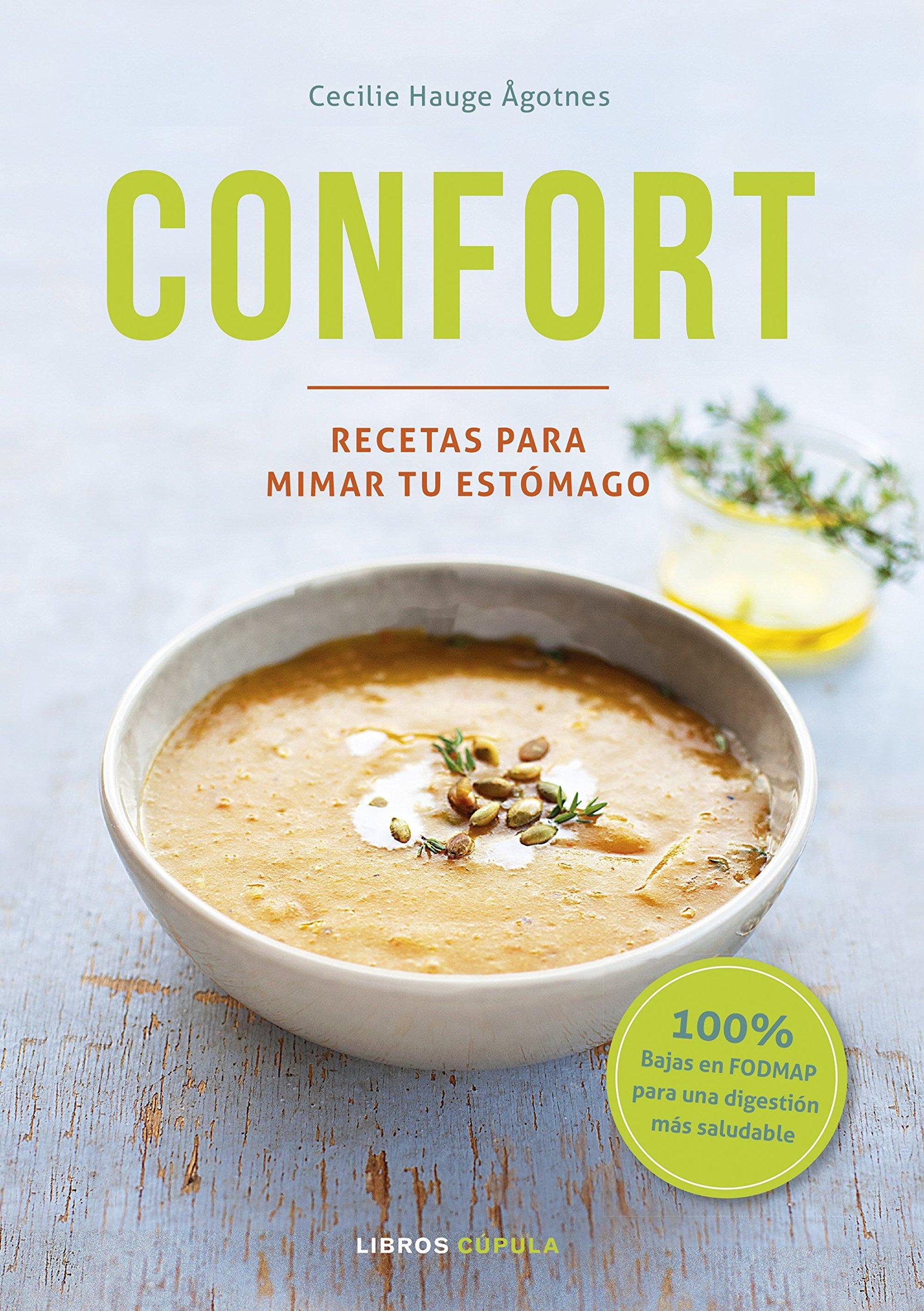 Confort: Recetas para mimar tu estómago (Cocina): Amazon.es: Cecilie Hauge Agotnes, Daruma: Libros