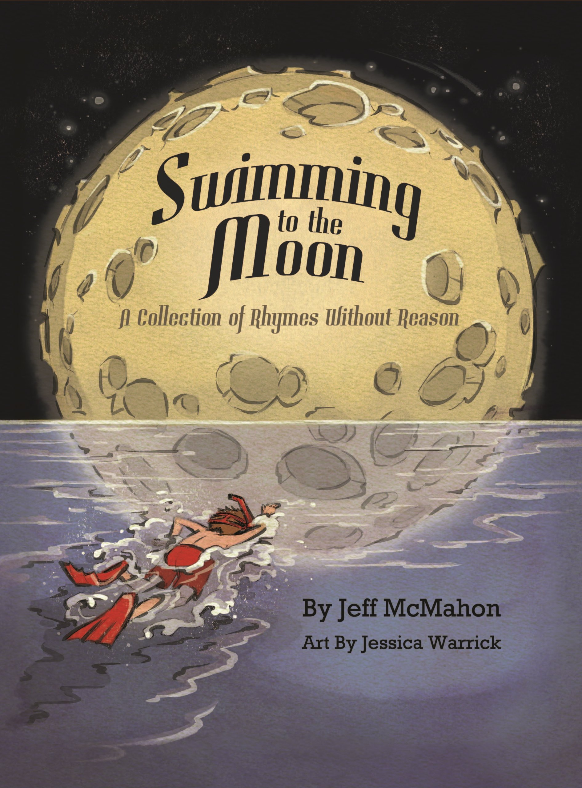 Download Swimming to the Moon / A Collection of Rhymes Without Reason pdf epub