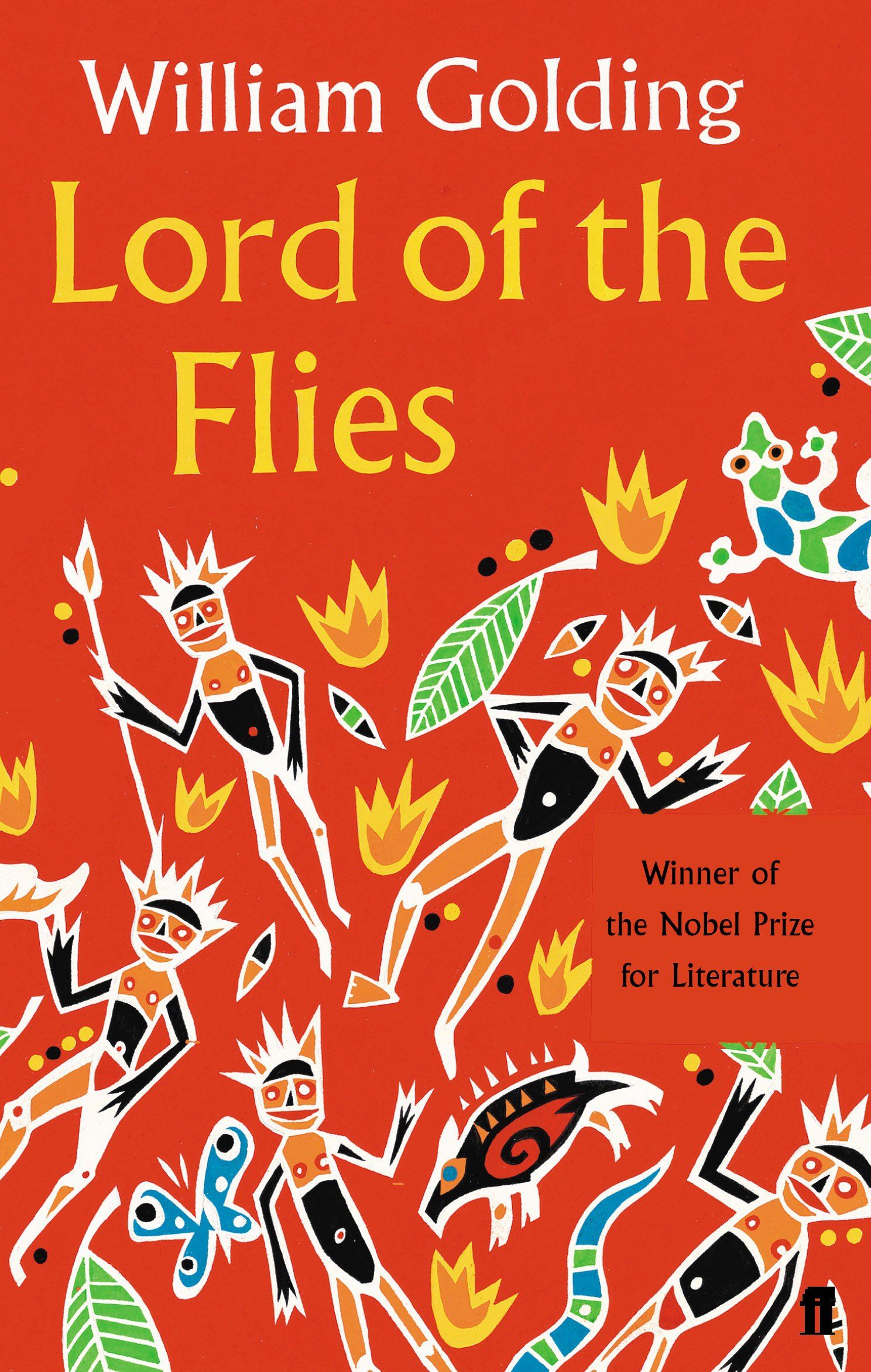 the prevalence of symbolism in lord of the flies a novel by william golding It is obvious that the lord of flies in the novel symbolizes the devil, or the evil in every human being it seems as though golding choose this title as a as flies to wanton boys, are we to the gods, - they kill us for their sport if you read the end of the chapter, a gift for darkness, its the scene where.