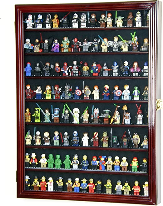 20 Display Stands Used For Lego Minifigure Figure