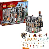 LEGO Marvel Super Heroes Avengers: Infinity War Sanctum Sanctorum Showdown 76108 Playset Toy