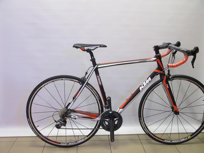 KTM Strada 3000 LTD CD Bicicleta de Carretera 2013 Negro-Naranja ...