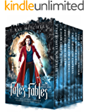 Fate\'s Fables Boxed Set Collection: One Girl\'s Journey Through 8 Unfortunate Fairy Tales (Fate\'s Journey Book 1)
