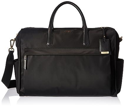 Tumi Voyageur Dara Carryall (Black) Luggage Z60yi5f