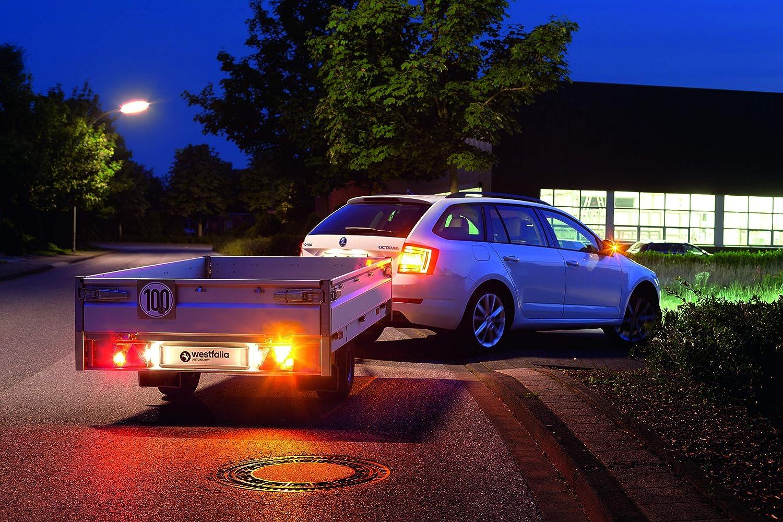 ab 09//16 B9 B9 und Audi A5 Westfalia Abnehmbare Anh/ängerkupplung f/ür Audi A4 ab 11//15