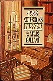 Paris Notebooks: Essays and Reviews