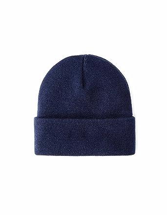 Mens Jibeanie Baseball Cap, Bleu (Navy), One Size Celio