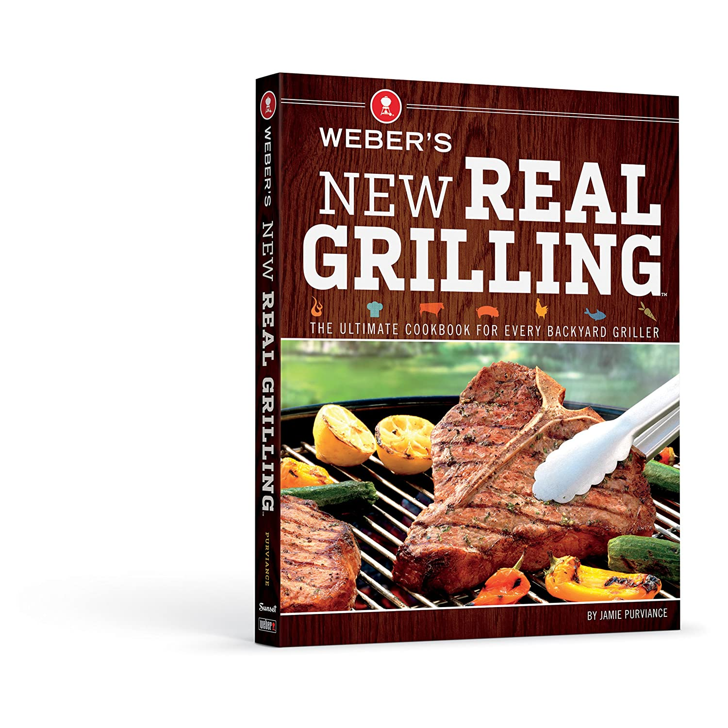 Weber 9552 New Real Grilling