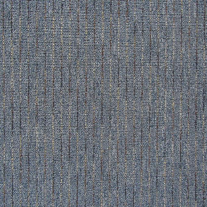 All American Carpet Tiles Majestic 23.5 x 23.5 Plush Easy to Install Do It Yourself Peel and Stick Carpet Tile Squares – 9 Tiles Per Carton – 34.52 Square Feet Per Carton (Balboa)