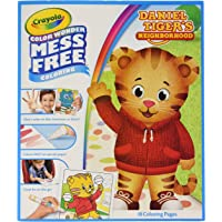 Crayola 75-2392 Daniel Tiger's Neighborhood Wonder Coloring Pad