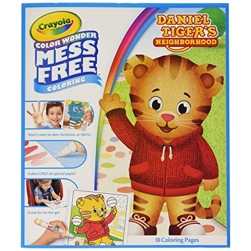 Daniel Tiger Coloring Book Amazon Com