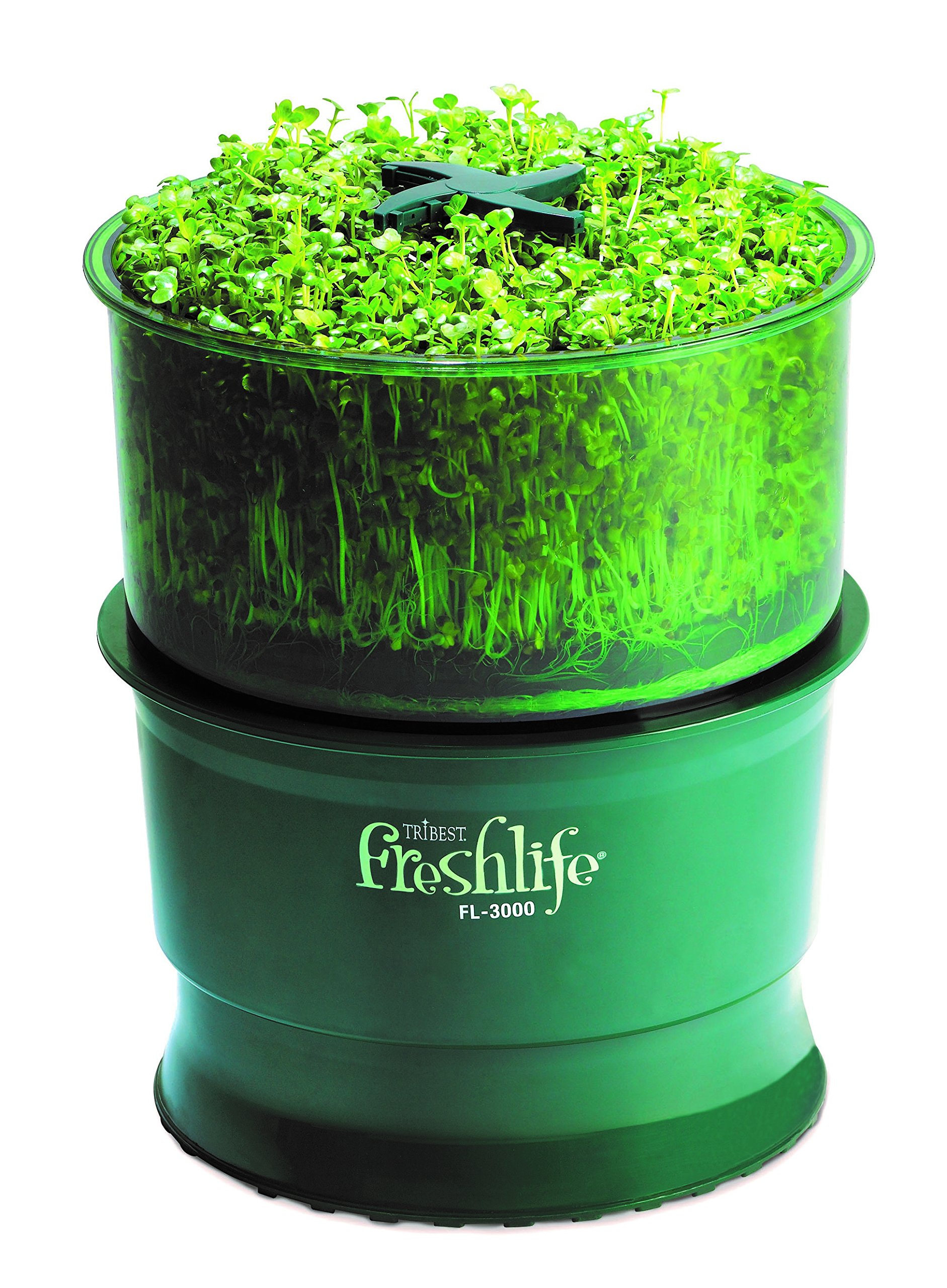 Tribest FL-3000 Freshlife 3000  Automatic Sprouter, Green by Tribest (Image #1)