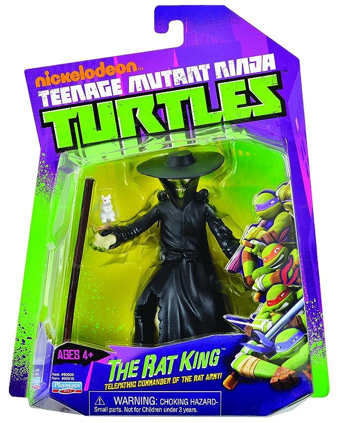 Turtles Tortugas Ninja - Figura de Rey Rata [importado]